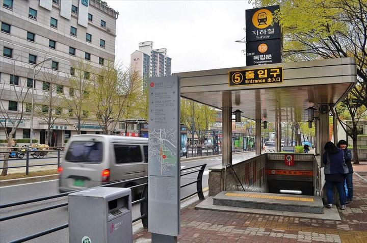 Как выглядит метро в Южной Корее (2)