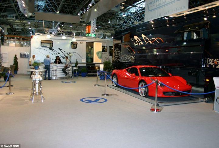Volkner Mobil Performance — самый дорогой и роскошный дом на колесах, красивый автобус (3)