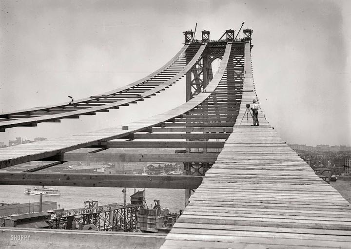 Ретро фотографии Нью-Йорка начала 20 века (37)