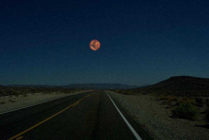Как бы выглядели дрегие планеты оказавшись на месте Луны (4)
