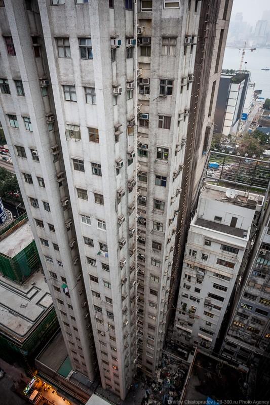 Коммуналки в Гонконге, как живут в Гонконге, маленькие квартиры (4)