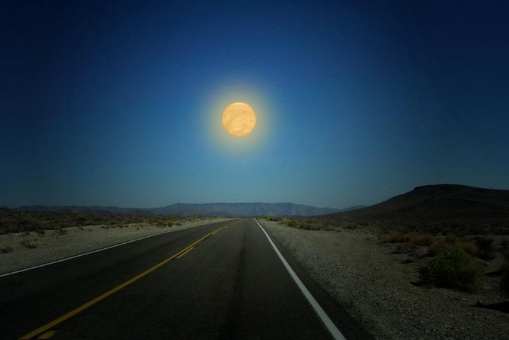 Как бы выглядели дрегие планеты оказавшись на месте Луны (5)