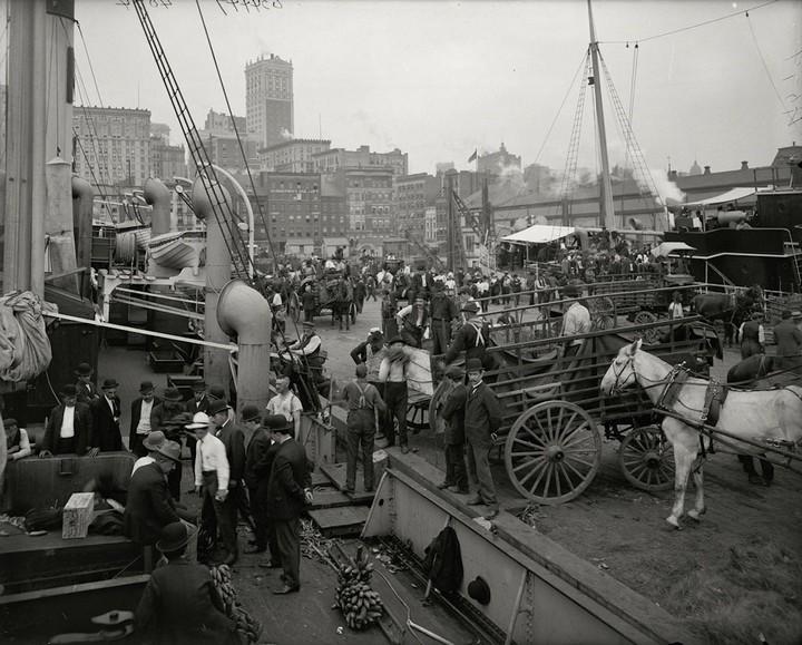 Ретро фотографии Нью-Йорка начала 20 века (35)