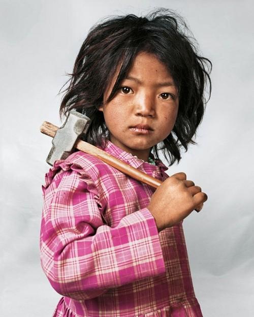 Где спят дети из разных стран, спальни детей (7)
