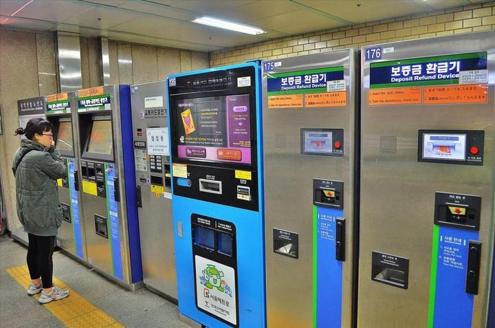 Как выглядит метро в Южной Корее (7)