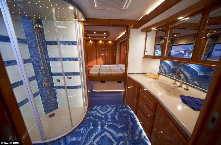 Volkner Mobil Performance — самый дорогой и роскошный дом на колесах, красивый автобус (4)