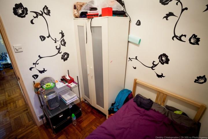 Коммуналки в Гонконге, как живут в Гонконге, маленькие квартиры (11)
