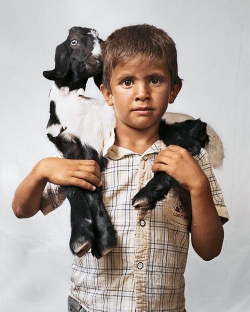 Где спят дети из разных стран, спальни детей (13)