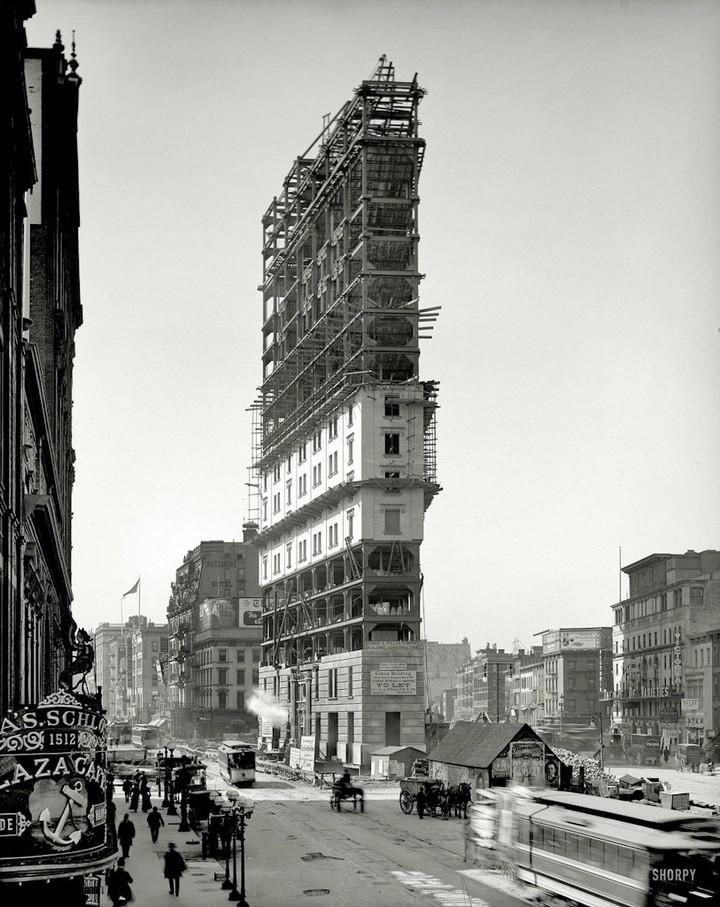 Ретро фотографии Нью-Йорка начала 20 века (29)