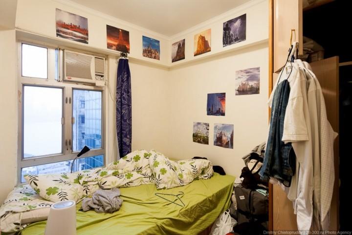 Коммуналки в Гонконге, как живут в Гонконге, маленькие квартиры (13)