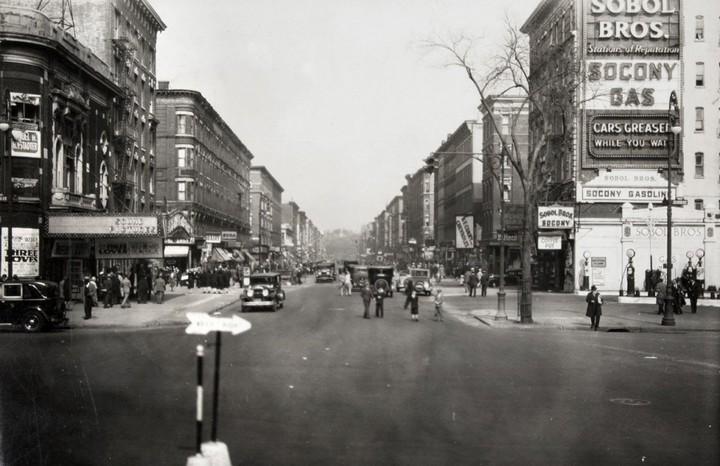 Ретро фотографии Нью-Йорка начала 20 века (22)
