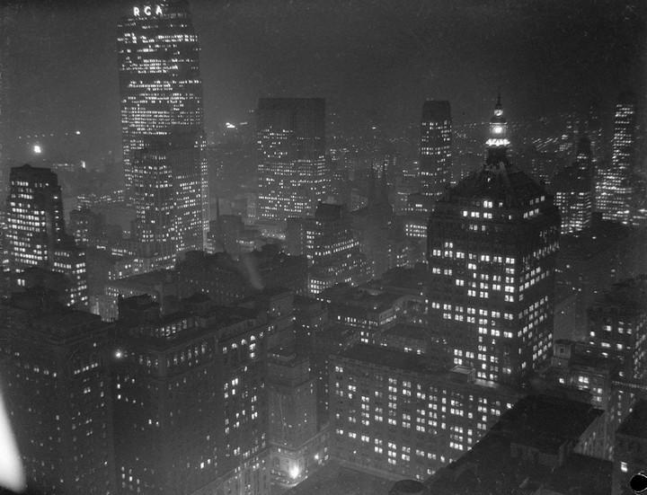 Ретро фотографии Нью-Йорка начала 20 века (20)