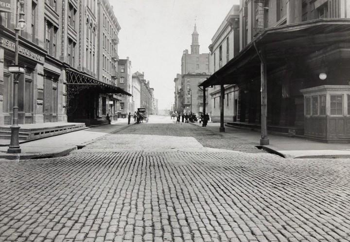 Ретро фотографии Нью-Йорка начала 20 века (19)