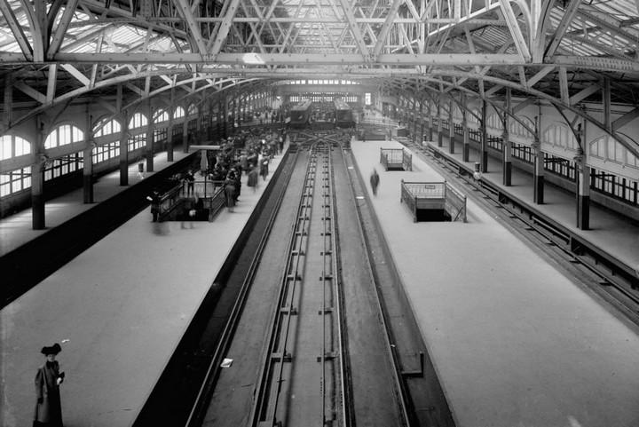 Ретро фотографии Нью-Йорка начала 20 века (15)