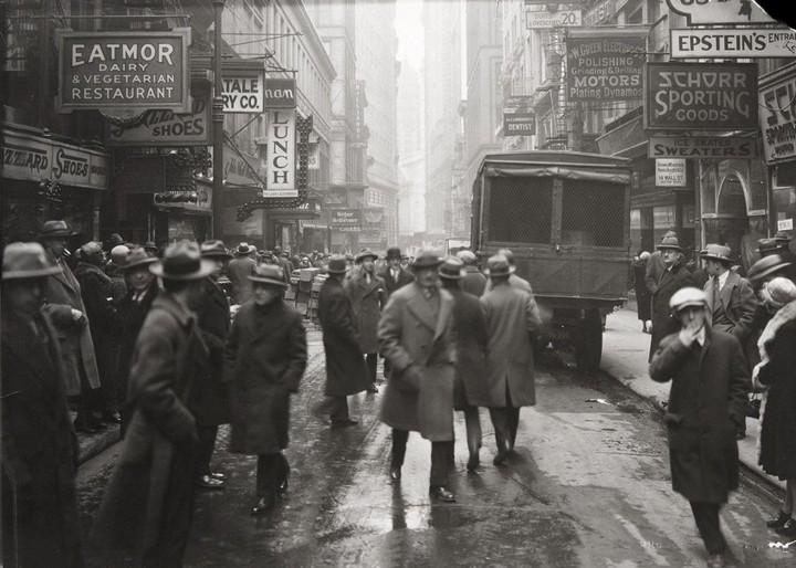 Ретро фотографии Нью-Йорка начала 20 века (14)
