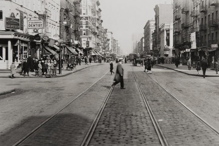 Ретро фотографии Нью-Йорка начала 20 века (13)