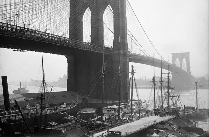 Ретро фотографии Нью-Йорка начала 20 века (12)