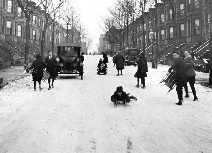 Ретро фотографии Нью-Йорка начала 20 века (11)