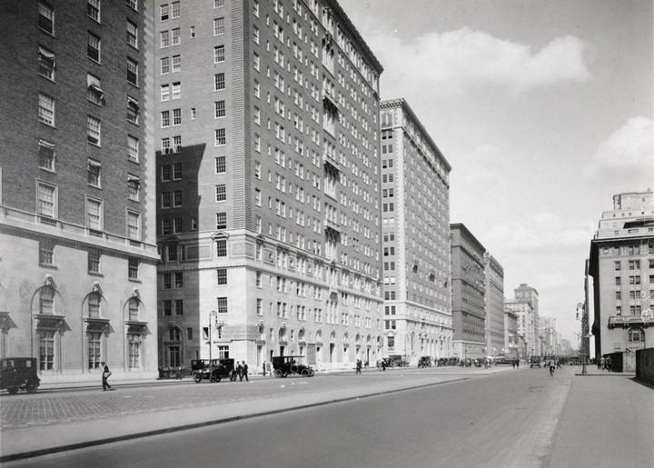 Ретро фотографии Нью-Йорка начала 20 века (10)