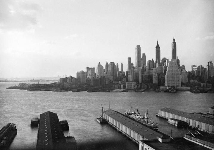 Ретро фотографии Нью-Йорка начала 20 века (5)