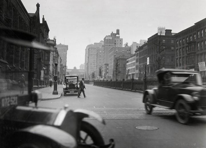 Ретро фотографии Нью-Йорка начала 20 века (3)