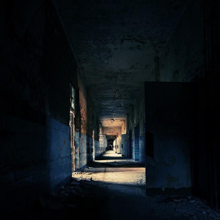 Картинки заброшки ночью