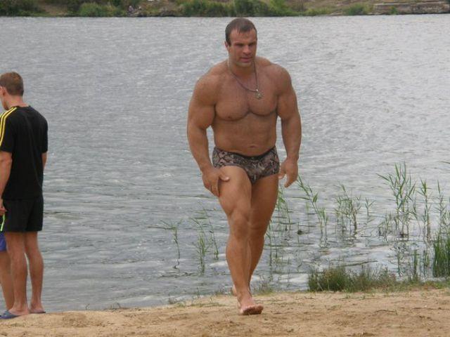 Чемпион по армреслингу Денис Цыпленков (12)