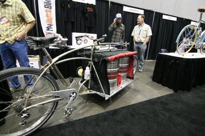Самые необычные велосипеды, переделка велосипедов (19)