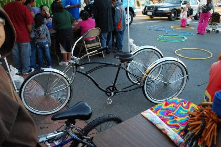 Самые необычные велосипеды, переделка велосипедов (13)