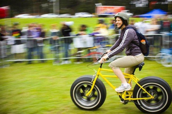 Самые необычные велосипеды, переделка велосипедов (12)