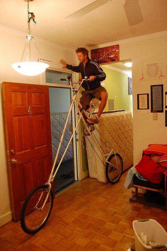 Самые необычные велосипеды, переделка велосипедов (10)