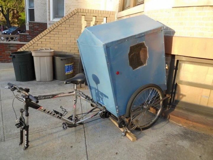 Самые необычные велосипеды, переделка велосипедов (9)