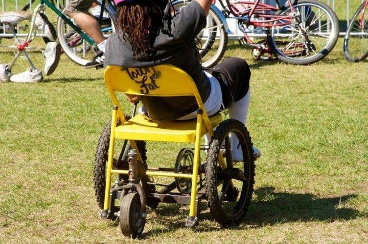 Самые необычные велосипеды, переделка велосипедов (4)