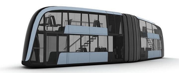 Двухэтажный транспорт (16)