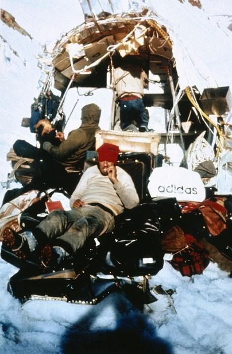 Крушение в Андах. Удивительный случай, авиакатастрофа (2)