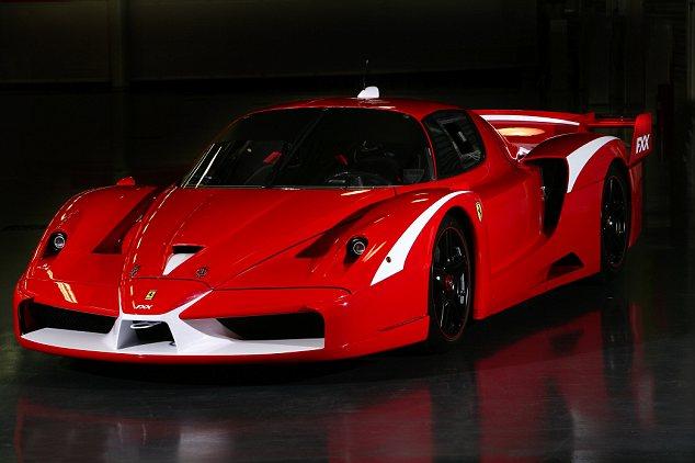 Самый дорогой велосипед в стиле Ferrari, самодельный Феррари (2)