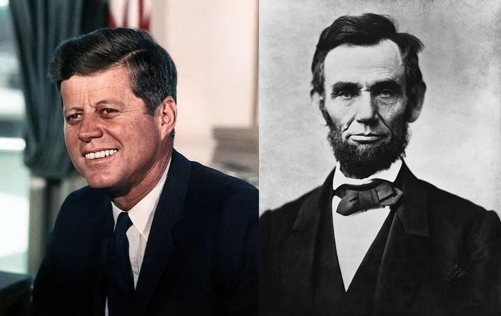 Линкольн и Кеннеди — поразительные совпадения