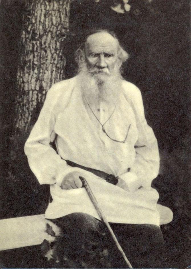 Лев Николаевич Толстой в фотографиях, исторические, старые фотографии (30)