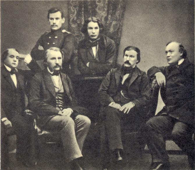 Лев Николаевич Толстой в фотографиях, исторические, старые фотографии (3)