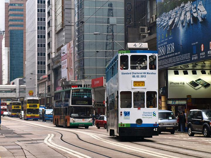 Двухэтажный транспорт (5)