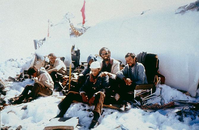 Крушение в Андах. Удивительный случай, авиакатастрофа (5)