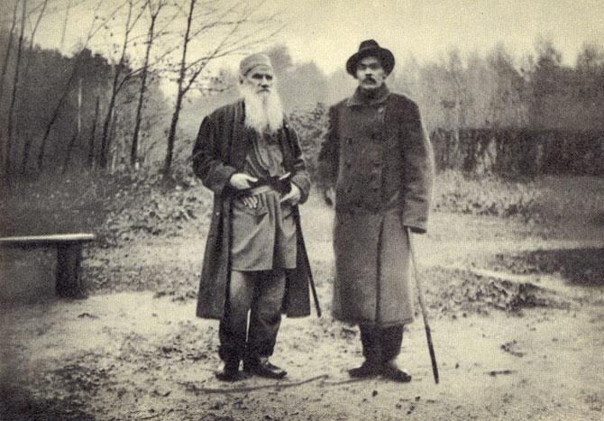 Лев Николаевич Толстой в фотографиях, исторические, старые фотографии (7)