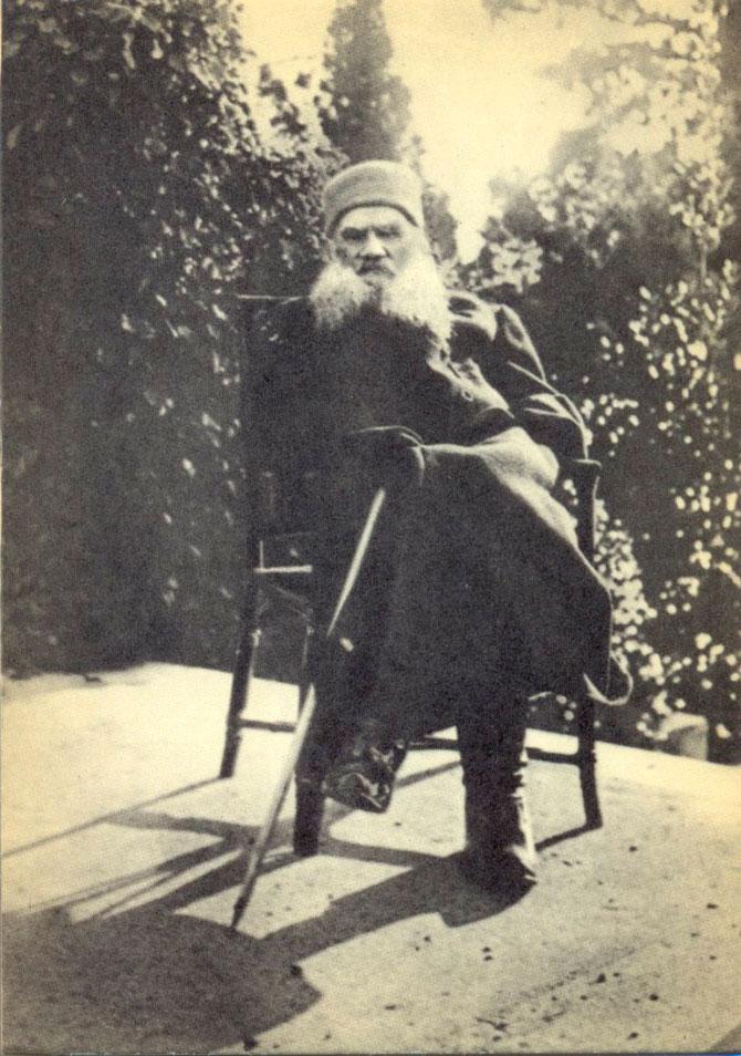 Лев Николаевич Толстой в фотографиях, исторические, старые фотографии (8)