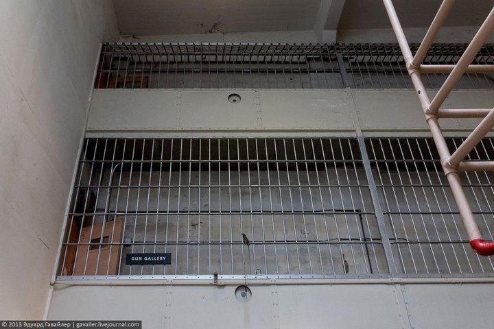 Алькатрас — легендарная тюрьма Америки (39)
