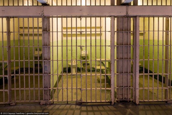 Алькатрас — легендарная тюрьма Америки (4)