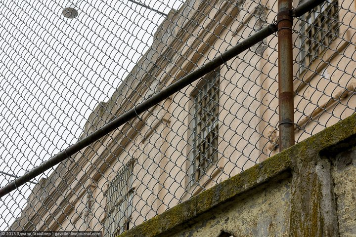 Алькатрас — легендарная тюрьма Америки (8)