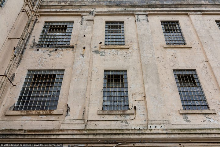 Алькатрас — легендарная тюрьма Америки (9)