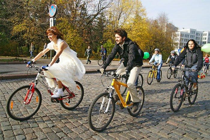 Велосипедисты не выгодны государству