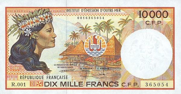 Самые необычные и красивые деньги (купюры, банкноты) мира (1)