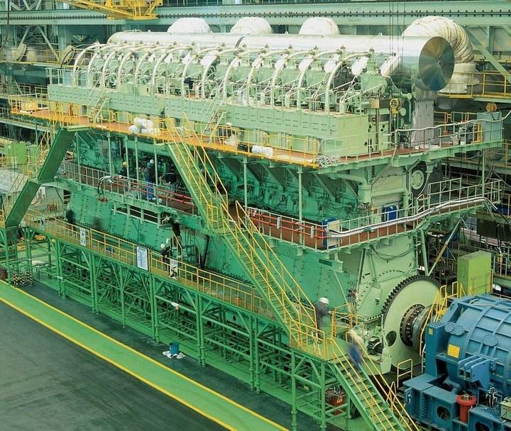 самый большой и мощный мотор в мире RT-flex96C (1)